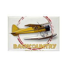 Cute Floatplane Rectangle Magnet