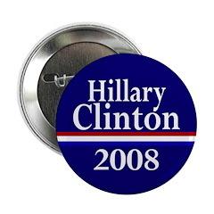 Hillary Clinton 2008 Buttons (100 pack)