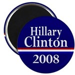 Hillary Clinton 2008 Magnets (10 pack)