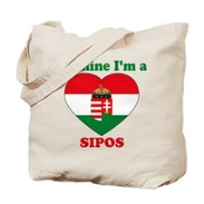 Sipos, Valentine's Day Tote Bag
