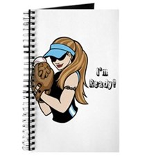 Softball Girl Journal