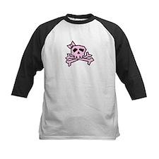 Pinkie the Pink Skull Baseball Jersey