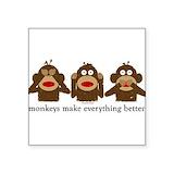 Monkeys Square