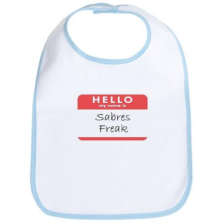 Sabres Freaks Bib
