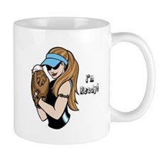 Softball Girl Mugs