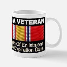 I Am A Veteran Mugs
