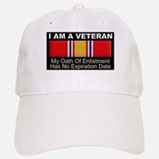 I Am A Veteran Baseball Hat