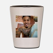 August Alsina Shot Glass