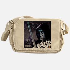Liquid Swords Messenger Bag