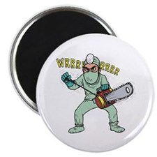 """surgery humor 2.25"""" Magnet (100 pack)"""