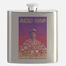 Cute Rap Flask
