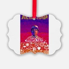 Cute Rapper Ornament
