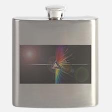 Unique Dark Flask