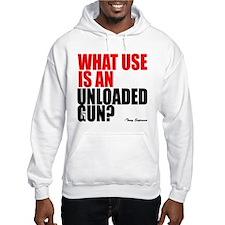 Unloaded Gun Hoodie