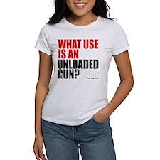 Unloaded Gun Tee