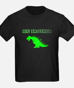 Big brother dino shirt%5b T