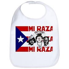 Cute Puerto rican american Bib