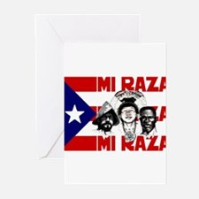 Funny Rican Greeting Cards (Pk of 10)