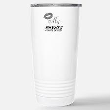 A Shade of Grey Travel Mug