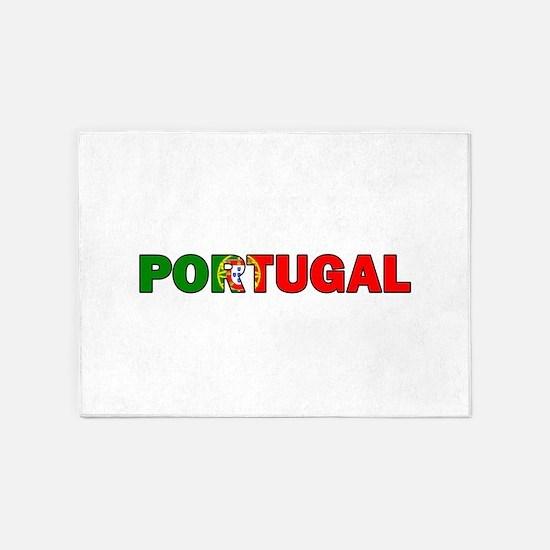 Portugal 5'x7'Area Rug