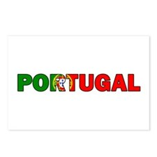 Portugal Postcards (Package of 8)
