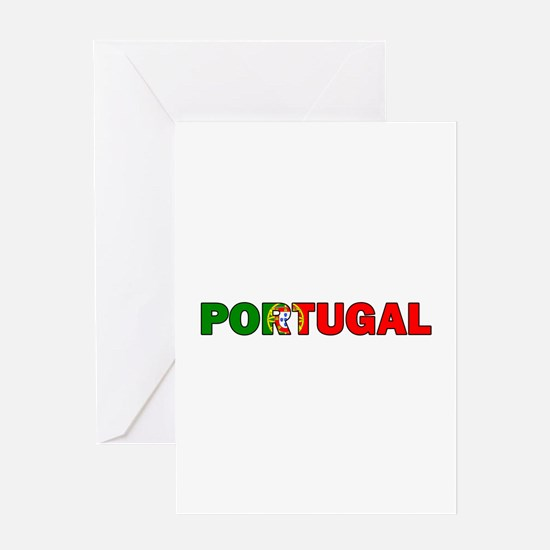 Portugal Greeting Cards
