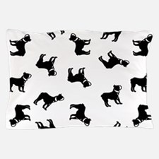 Boston Terriers Pillow Case