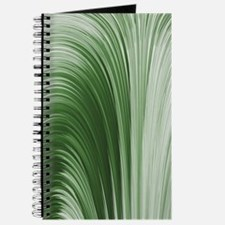 Minty Green Curtain Journal