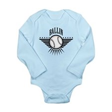 baseball Body Suit
