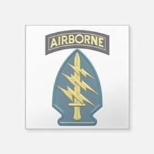US Army Special Forces Airborn Sticker