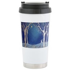 Monngazing Hare Travel Mug