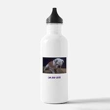 soo cute Sports Water Bottle