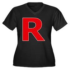 Team rocket Plus Size T-Shirt