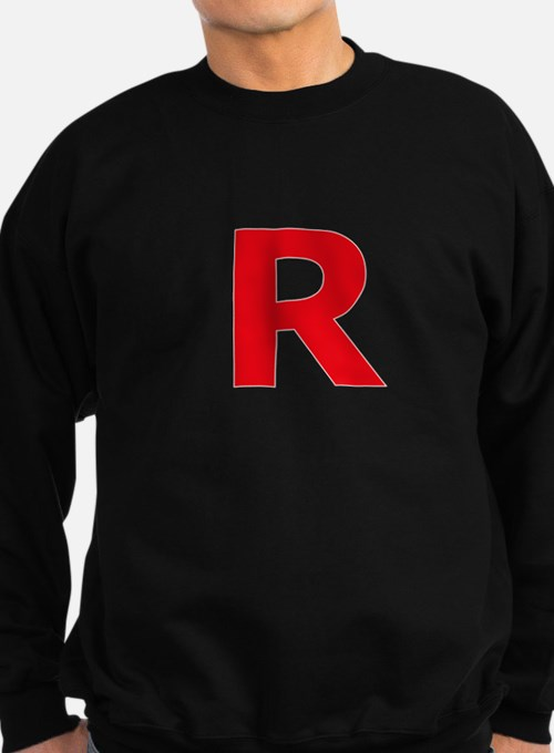 Team rocket Sweatshirt (dark)