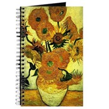Van Gogh - Sunflowers, 14 Journal