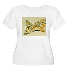 Fennec Fox Plus Size T-Shirt