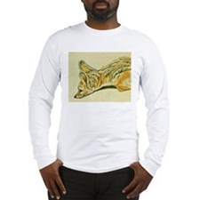 Fennec Fox Long Sleeve T-Shirt