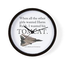 F14 Tomcat Wall Clock