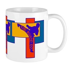 TKD Power Kick Mug