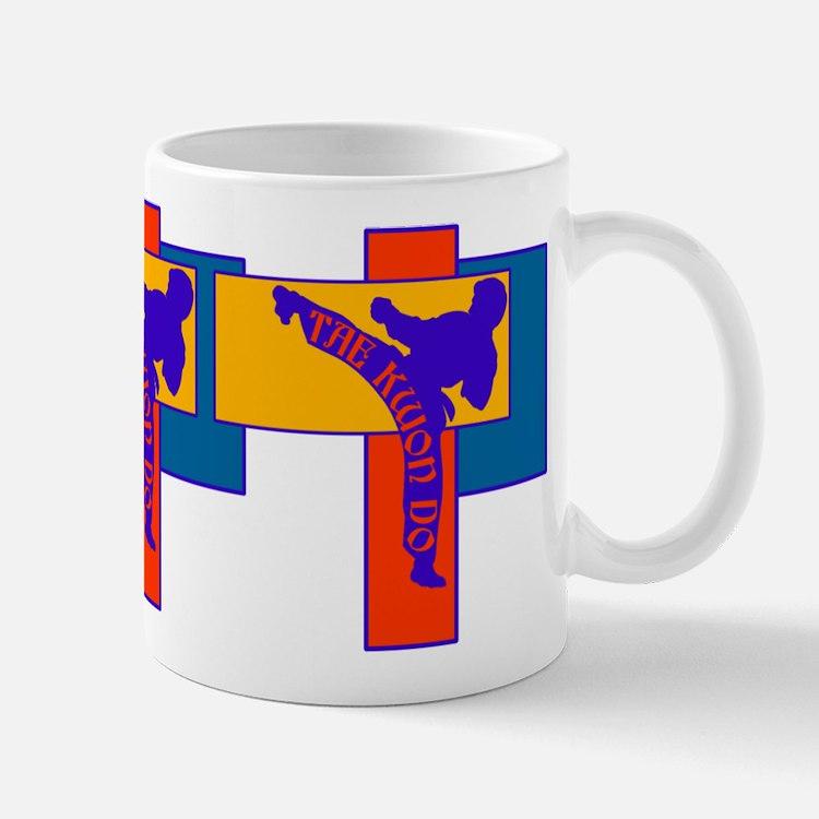 TKD Power Kick Mug