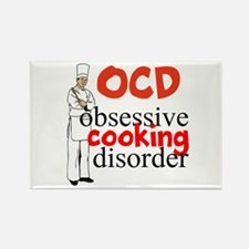 Cooking Disorder Magnets