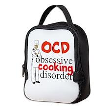 Cooking Disorder Neoprene Lunch Bag