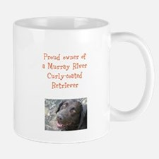 Cute Curly coated retriever Mug