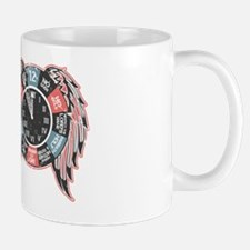 A Tribe Called Holy Time Distressed loo Mug