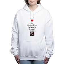 I (heart) my Murray Women's Hooded Sweatshirt