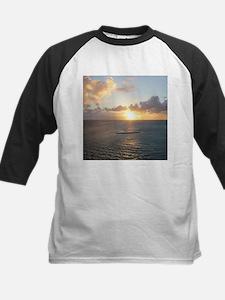 Aruba Sunset Baseball Jersey