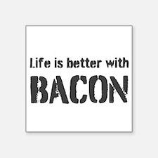 Life Is Better Sticker