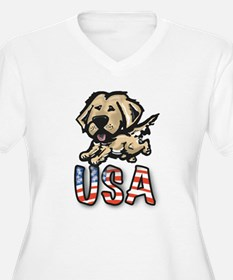 USA Retriever T-Shirt