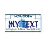 Nova scotia License Plates