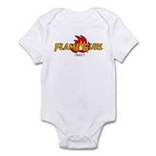 Flame Gurl Infant Bodysuit